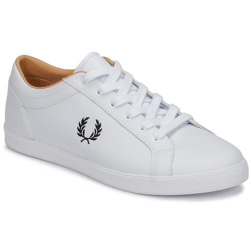 Chaussures Fred Perry Spencer blanches Fashion homme