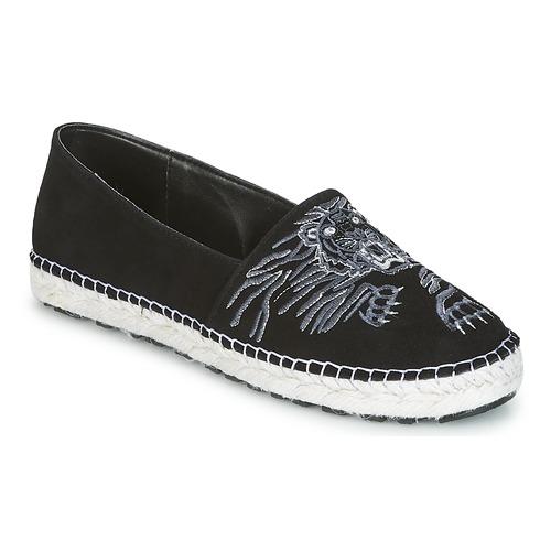 Chaussures Femme Espadrilles Kenzo KUMI ESPADRILLE Noir
