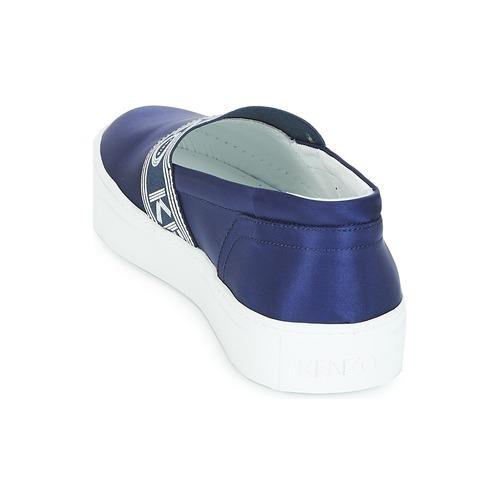 Ons Kenzo Marine Femme Kapri Slip Sneakers yY76gbf