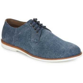 Chaussures Homme Derbies Frank Wright YOUNG Marine