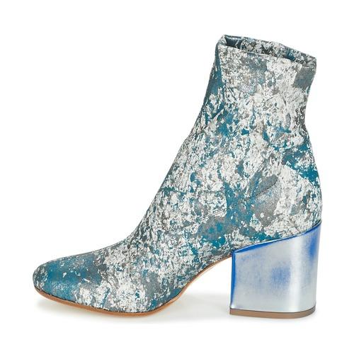 Now Bottines Femme Bleu Luna Chaussures 8vPNy0Onwm