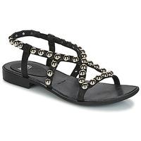 Chaussures Femme Sandales et Nu-pieds Now SANTIAGO Noir
