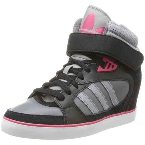 adidas Originals AMBERLIGHT UP Noir - Chaussures Basket Homme