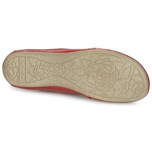 Josef Seibel Fiona 04 Rouge - Livraison Gratuite- Chaussures Ballerines Femme 7995 t7ztu
