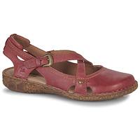 Chaussures Femme Sandales et Nu-pieds Josef Seibel ROSALIE 13 Rouge