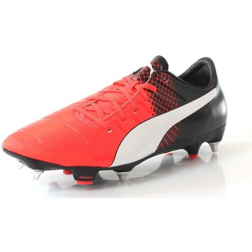 Chaussures Homme Football Puma EVOPOWER 2 3 MIXED Rouge