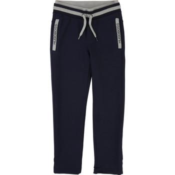 Vêtements Garçon Pantalons de survêtement HUGO Pantalon de survêtement Hugo Boss Junior - Ref. J24P00-09BJ Noir