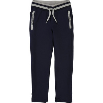 Vêtements Garçon Pantalons de survêtement Hugo Boss Junior Junior Pantalon de survêtement Hugo Boss Junior - Ref. J24P00-09BJ Noir