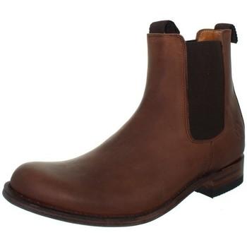 Chaussures Homme Boots Gardian Boots gardianne en cuir  ref_sen41603-spr7004 marron
