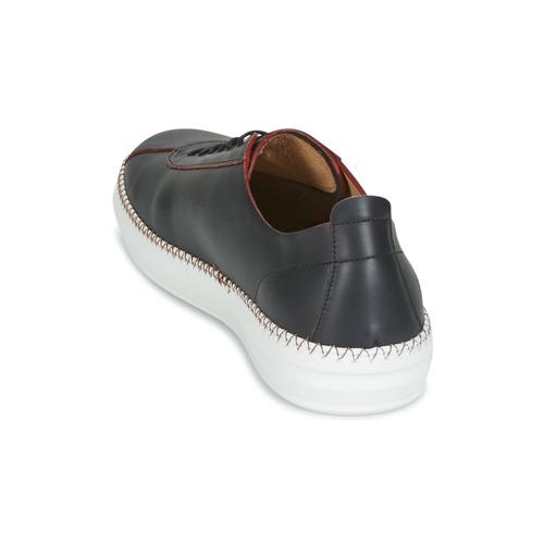 1342 Femme Chaussures Noir Baskets Basses Tibidabo Art m80ynNvwPO