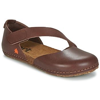 Chaussures Femme Sandales et Nu-pieds Art CRETA 442 Marron