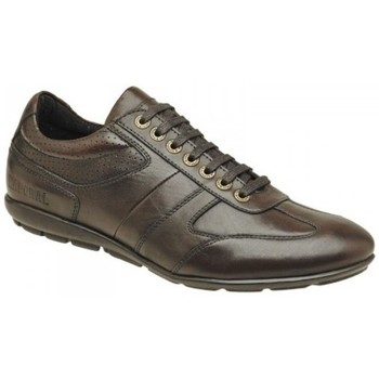 Chaussures Homme Baskets mode Kaporal Chaussures  Rufus Marron Noir