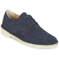 Chaussures Homme Baskets basses Clarks Desert Crosby Navy