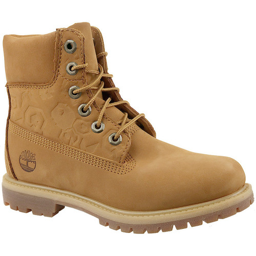 Chaussures Femme Bottines Timberland 6 In Premium Boot W A1K3N