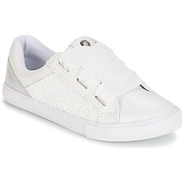 Chaussures Fille Baskets basses Unisa XICA Blanc