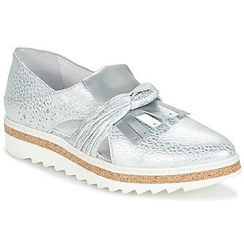 Chaussures Femme Mocassins Regard RASTAFA Argent
