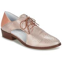 Chaussures Femme Derbies Regard RELAFU Rose