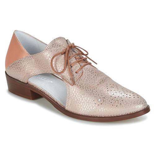 Regard RELAFU Rose - Livraison Gratuite avec  - Chaussures Derbies Femme