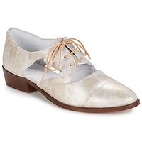Chaussures Femme Derbies Regard RELAX Bronze
