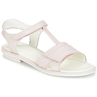 Chaussures Fille Sandales et Nu-pieds Geox J S.GIGLIO A Rose