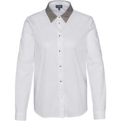 Vêtements Femme Chemises / Chemisiers Armani jeans CHEMISIER 6X5C02 Blanc
