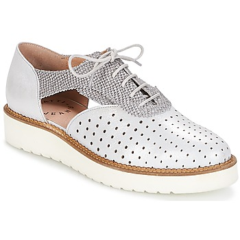 Chaussures Femme Derbies Muratti AMA Argent