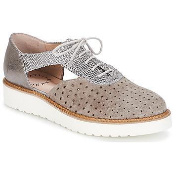 Chaussures Femme Derbies Muratti AMA Gris