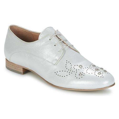 Muratti ADJA Argent - Livraison Gratuite avec  - Chaussures Derbies Femme