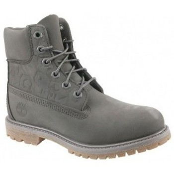 Chaussures Femme Boots Timberland 6 In Premium Boot W gris