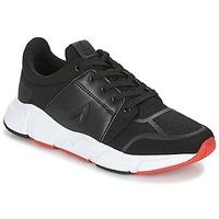Chaussures Homme Baskets basses Asfvlt FUTURE Noir / Blanc / Rouge