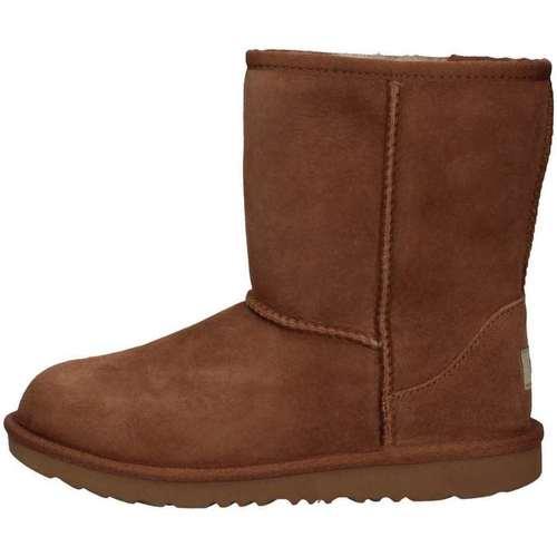 Chaussures Fille Bottines UGG UGKCLACN1017703K beige
