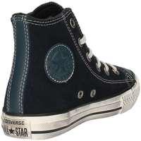 Chaussures Garçon Baskets montantes Converse 658982C Sneakers Garçon Bleu Bleu