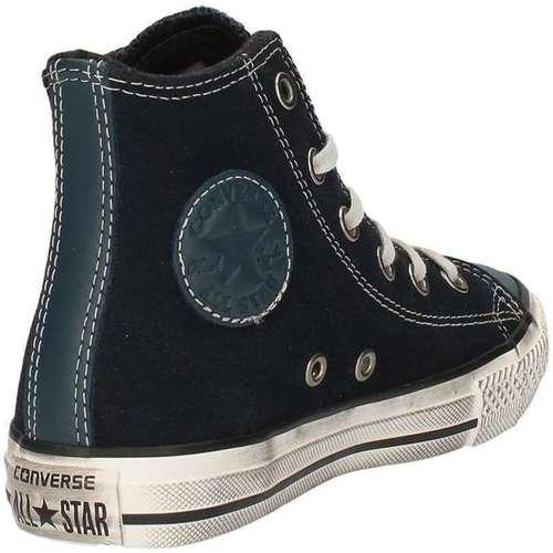 Chaussures Garçon Baskets montantes Converse 658982C BLEU
