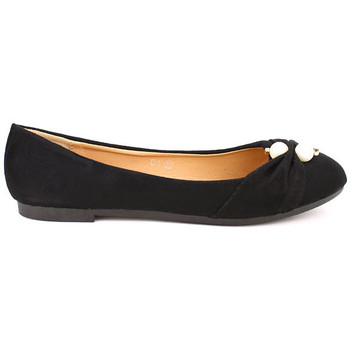 Chaussures Femme Ballerines / babies Cendriyon Ballerines Noir Chaussures Femme, Noir