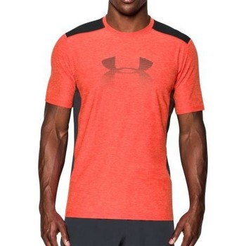 Vêtements Homme T-shirts manches courtes Under Armour T-shirt  Raid Graphic pour homme rouge/orange orange
