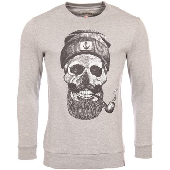 Vêtements Enfant T-shirts manches longues French Kick homme - Sweatshirt   Grand Barbu 4051982251207