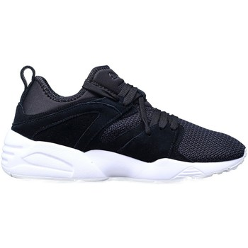 Chaussures Homme Baskets basses Puma BLAZE OF GLORY SOFT Black Noir