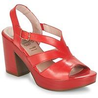 Chaussures Femme Sandales et Nu-pieds Wonders JOPERJO Rouge