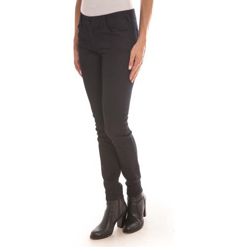 6c01e934ce4 Armani jeans JEAN J28 Noir - Vêtements Jeans skinny Femme 101