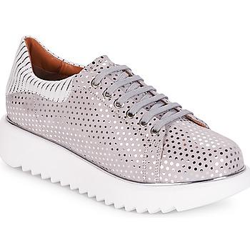 Chaussures Femme Baskets mode Cristofoli DOUNO Gris
