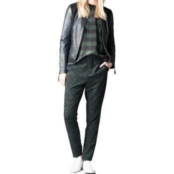 Vêtements Femme Vestes en cuir / synthétiques Minimum SIGNE Noir