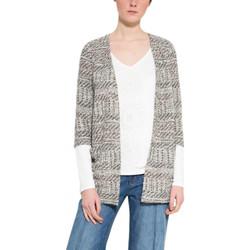 Vêtements Femme Gilets / Cardigans Desigual Gilet Patricia Crudo Beige 17WWTK80 6887
