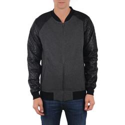 Vêtements Homme Vestes Minimum ACKERLEY Gris / Noir