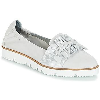 Chaussures Femme Mocassins Mam'Zelle ASELIN Gris