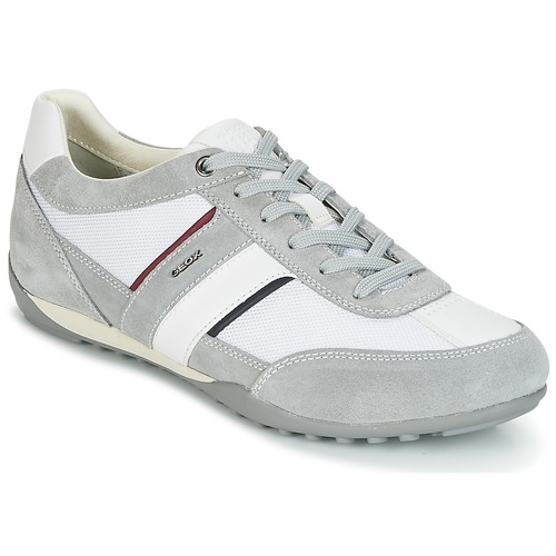 Renan Chaussures Gris Occasionnels Geox DQrGwZaqQ