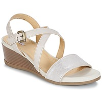 Chaussures Femme Sandales et Nu-pieds Geox MARYKARMEN A Blanc