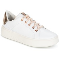 Chaussures Femme Baskets basses Geox D NHENBUS A Blanc