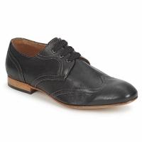 Chaussures Femme Derbies Hudson LITA Noir