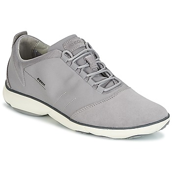 Chaussures Homme Baskets basses Geox U NEBULA C Gris