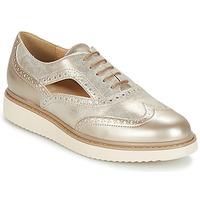 Chaussures Femme Derbies Geox THYMAR A Beige / Taupe